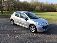 Used Peugeot 207 Petrol Hatchback with Manual transmission