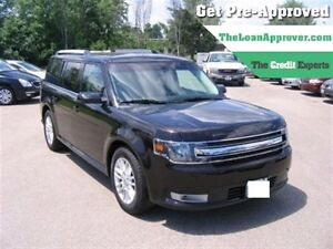 2014 Ford Flex SEL | AWD | HEATED SEATS | SAT RADIO