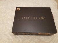 HP Spectre X360 2 in 1 laptop/tablet