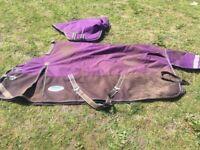 Medium weight rug
