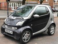 Smart Car 0.7 Turbo LOW MILEAGE 57K!!!