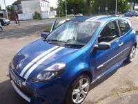Stunning Renault CLIO Dynamique Tomtom,3 dr hatchback,runs and drives very well,Sat Nav,only 54k