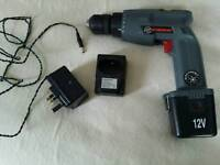 Compact Battery Drill & Charger