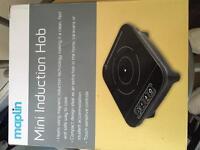 Mini induction hob
