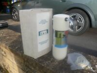 NSA water purifier, new in box, with all attachments