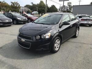 2014 Chevrolet Sonic LT(Own from $82 bi-weekly, w/$0 down, OAC)
