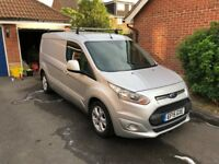 Ford Transit Connect Limited 1.6 TDCi 115 DAB Air Con Alloys LWB **NO VAT**