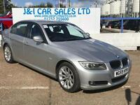 BMW 3 SERIES 2.0 318I SE 4d 141 BHP A GREAT EXAMPLE INSIDE AND (silver) 2009