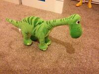 The Good Dinosaur toy