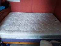 Double bed size matress for sale