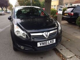 Vauxhall Corsa 2010-11 plate for sale!!