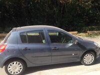 Renault CLIO HATCHBACK - 1.6 VVT Expression 5dr Auto - 60,500 miles