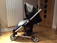 Petite Star Zia+ Stroller Pram Pushchair - Great Condition - Plus Extras