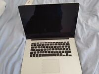 "Macbook Pro 2015 15"" - As new condition - i7 2.5Ghz, 16GB, 500GB, AMD Graphics - £1500 ONO"