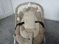 Baby bouncer - Excellent condition, as new