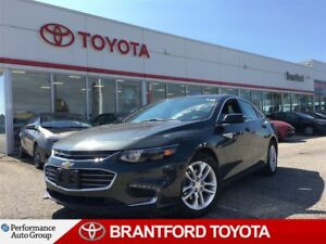 2017 Chevrolet Malibu LT, Carproof Clean, Alloy's, BU Camera