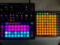 Novation Mono Station (offer includes Novation LaunchPad Mini)