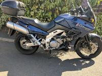 Suzuki DL1000 Vstrom 23000 miles