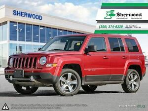 2016 Jeep Patriot High Altitude