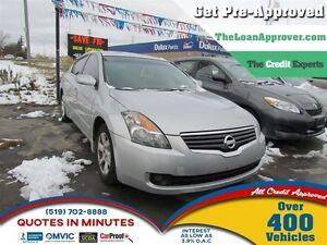 2009 Nissan Altima 2.5 S   LEATHER   ROOF