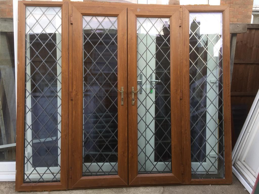 Upvc French Patio Doors In Spalding Lincolnshire Gumtree