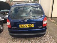 Zafira spare or repairs