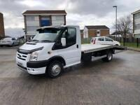 2010 FORD TRANSIT RECOVERY TRUCK 115 6 SPEED LOW MILES