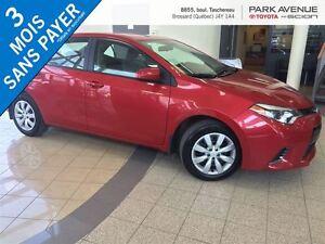 2015 Toyota Corolla 63$/SEMAINE GARANTIE 3ANS/60 000KM