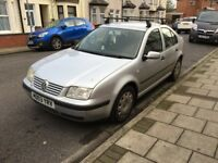Volkswagon Bora, 76,000 Miles, Manual, 1.6 Petrol.