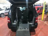 Kia sedona wheelchair accessible vehicle disabled ramp mobility