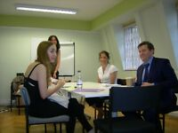 Spanish, Italian, French, Brazilian-Portuguese and German courses. Start 17 July