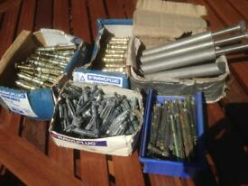 Joblot anchor bolts and fixings