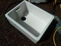 Antique belfast sink