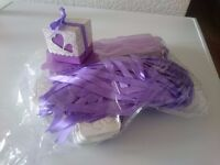 Wedding Favour Boxes Pack of 100