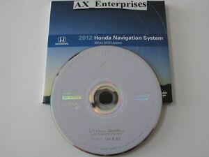 Honda Pilot Navigation Dvd Ebay