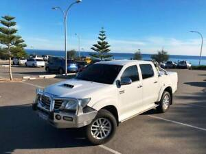 2015 Toyota Hilux SR5 Auto Just 60ks 1 Owner & Full History Hillarys Joondalup Area Preview