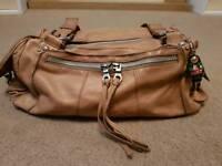 Genuine Leather Oushka Bag