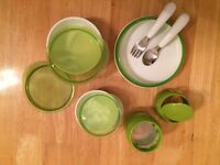 baby/child eating equipment and food storage