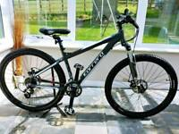 2017 CARRERA Vengeance 650b mountain bike. rrp £330