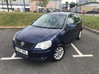 57 Plate Volkswagen Polo 1.2 S, 5 Door, HPI Clear, No Issues