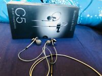 Mint condition Bowers & Wilkins C5 headphones