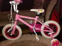12ich princess bike