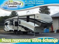 2015 Cruiser by Crossroads RV 322RL