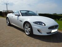 JAGUAR XK PORTFOLIO CONVERTIBLE - 2012 - ONLY 10K miles - reduced