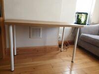 IKEA TABLE LINNMON NEW EASY DISMANTLE