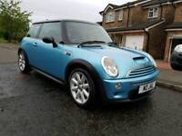 Mini cooper supercharged private plate
