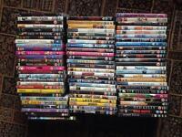 Job lot of 79 DVD's - loads of classics