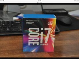 i7 7700k used for 2 days