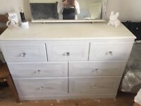 Alston drawers/unit Painted White