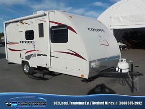 2011 Coyote CL163 COMME NEUF !!